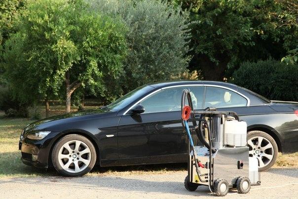 Auto mazgāšanas iekārtas ar tvaiku Steamlur
