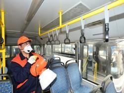 SteamLur Kīmiskai, ekoloģiskai autobusu salonu tīrīšanai.
